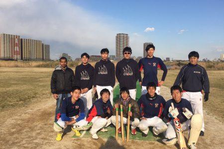 フレンドリーマッチ@小岩vs早稲田大学
